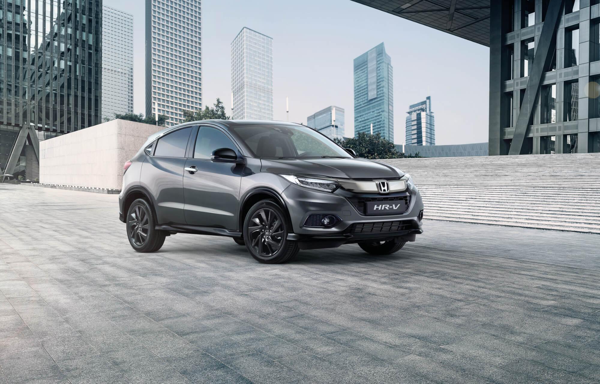 Order your new 2020 Honda HR-V today