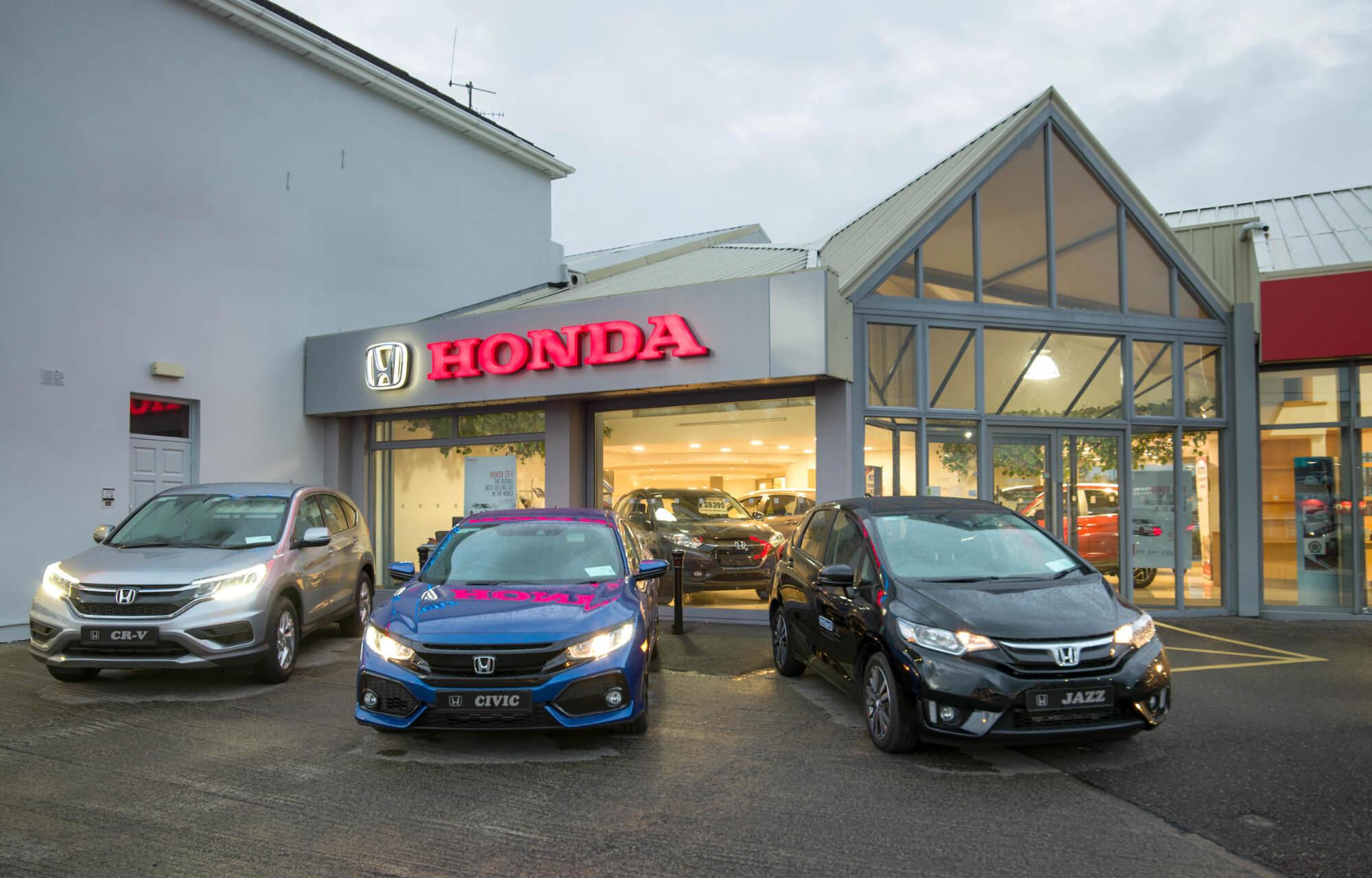 McEligott's Honda Centre Tralee