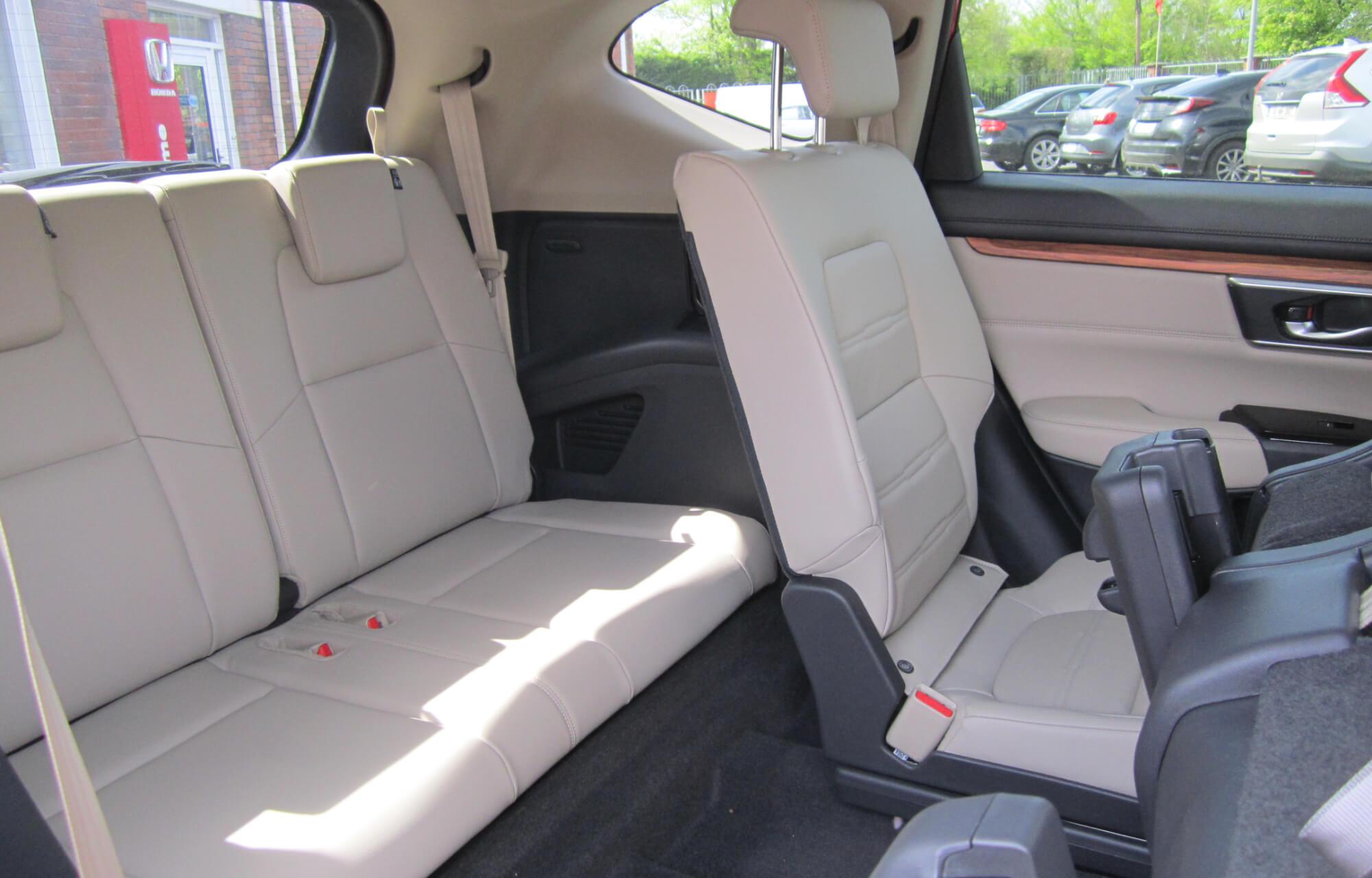 2019 CR-V 1.5 i-VTEC Elegance 7-Seater AWD now available at John Adams Car Sales
