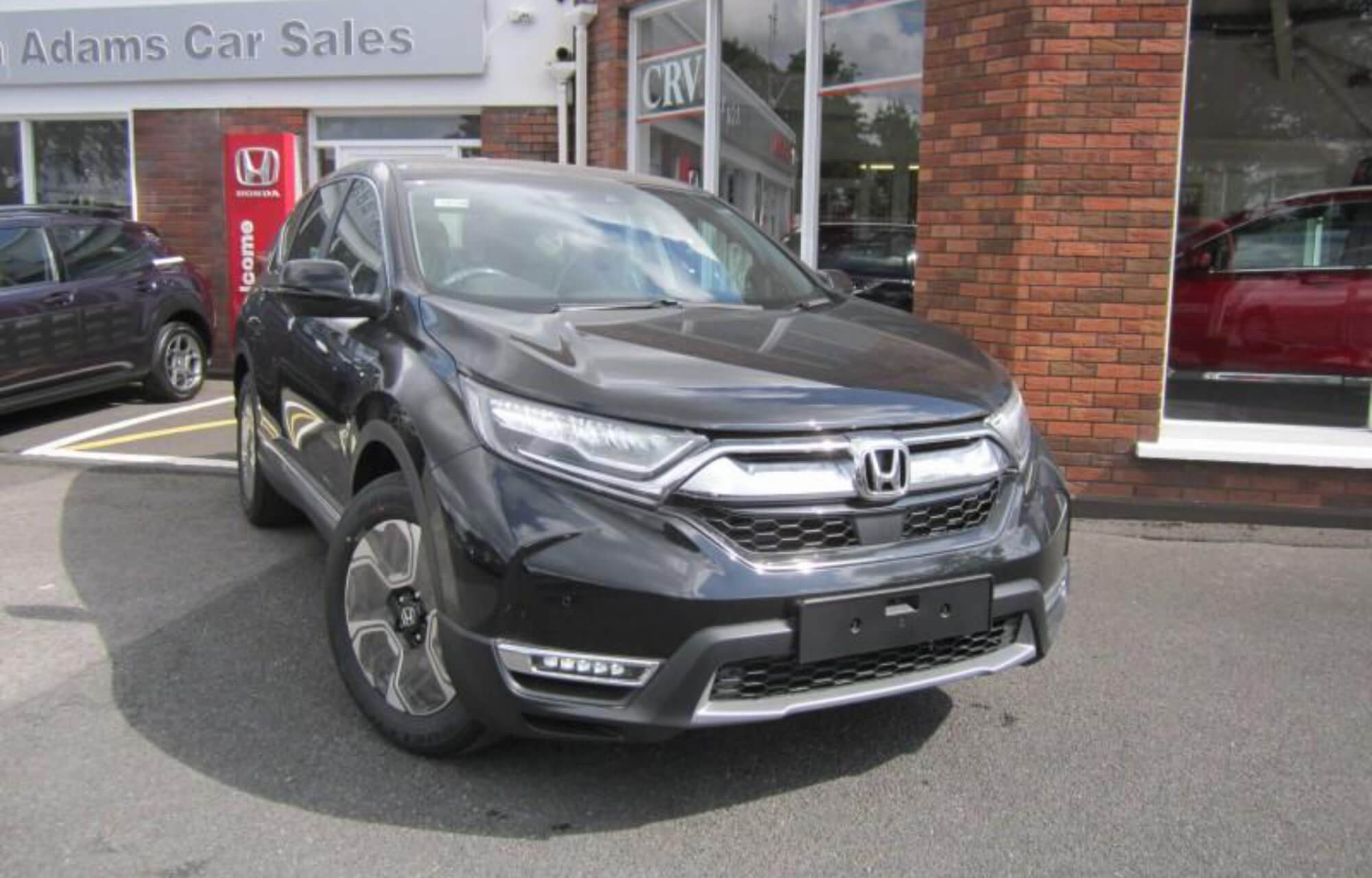 2019 CR-V Hybrid Lifestyle available now