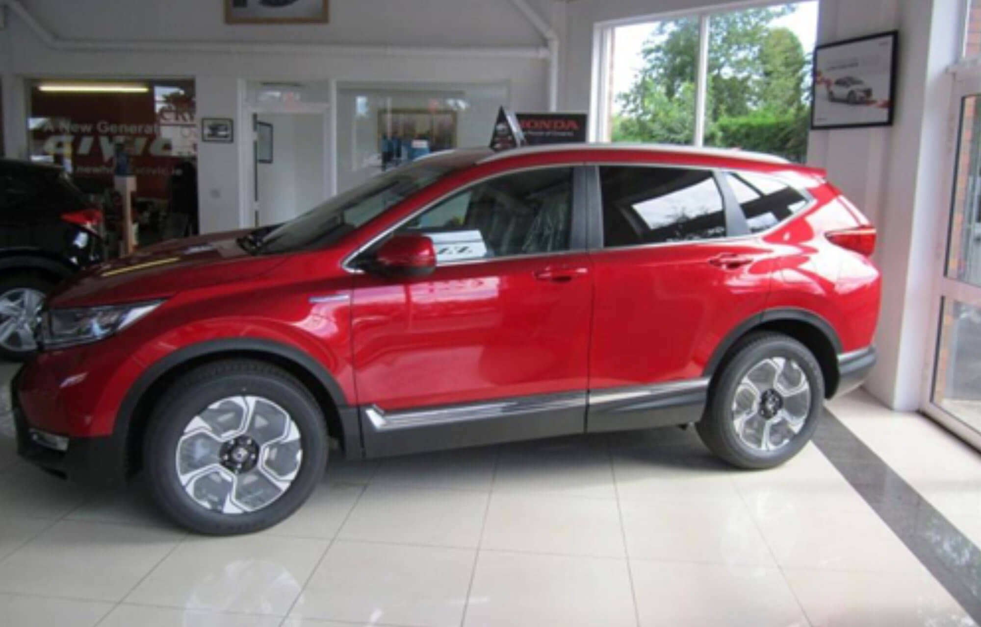 2019 CR-V Hybrid Elegance available now