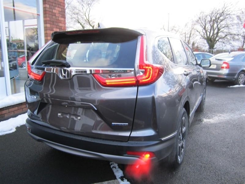 2019 CR-V Hybrid Comfort available now