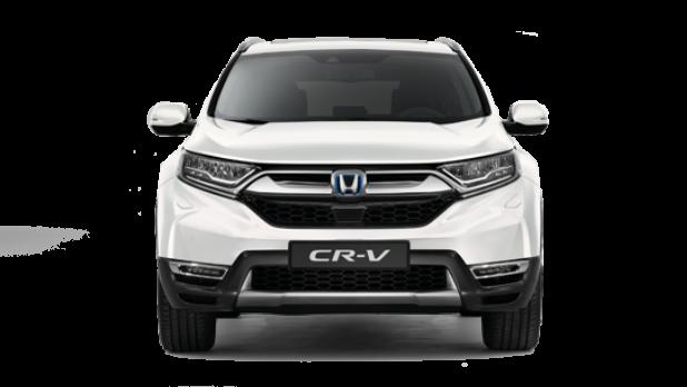 Slaney View Motors Car Hire: Honda CR-V