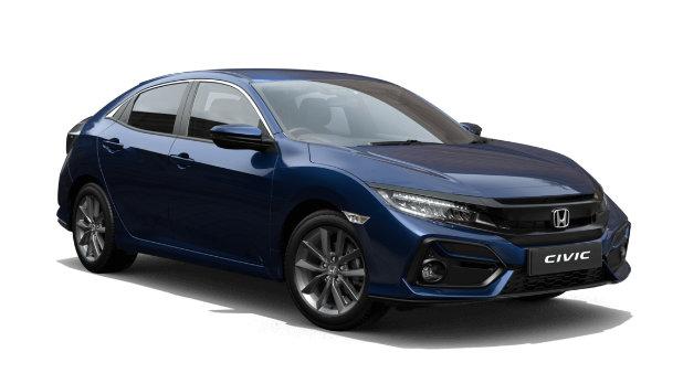 Slaney View Motors Car Hire: Honda Civic Hatchback