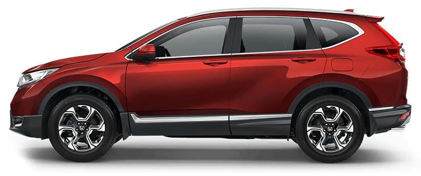 Slaney View Motors Car Hire: Honda CR-V