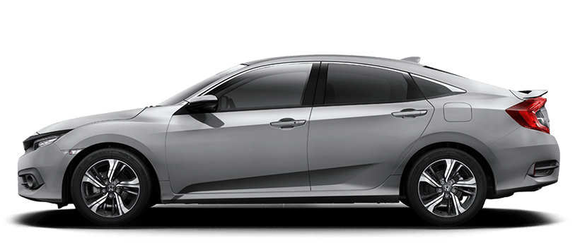 Slaney View Motors Car Hire: Honda Civic Sedan