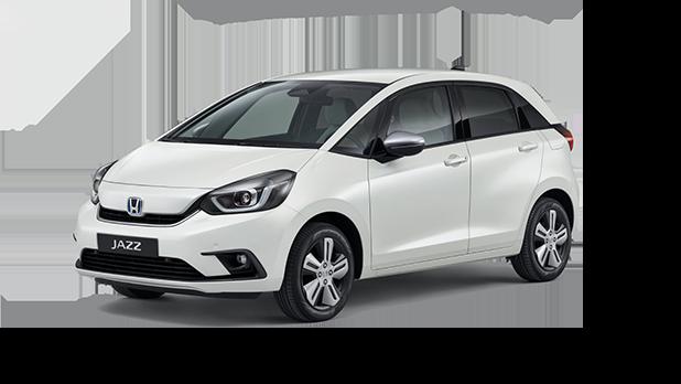 Slaney View Motors Car Hire: Honda Jazz