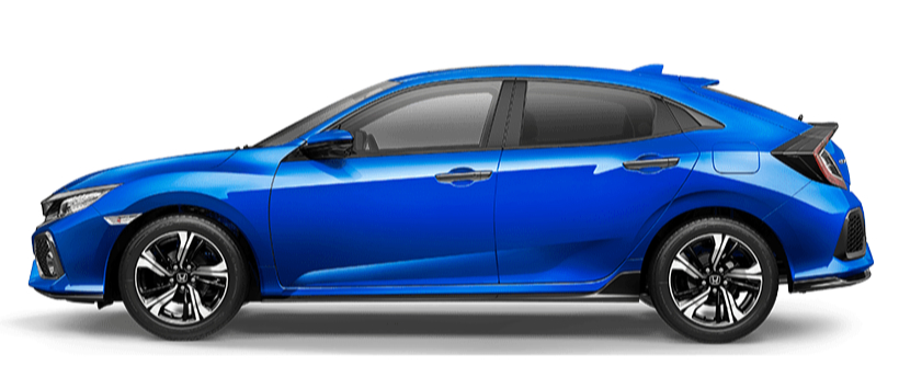 Slaney View Motors Car Hire: Honda Civic Hatchback