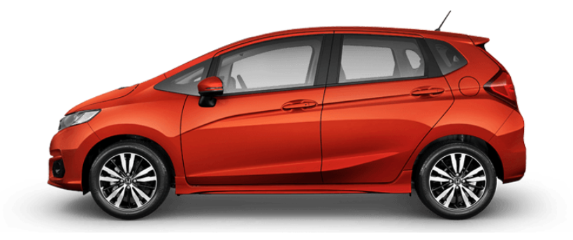 Slaney View Motors Car Hire: Honda Jazz