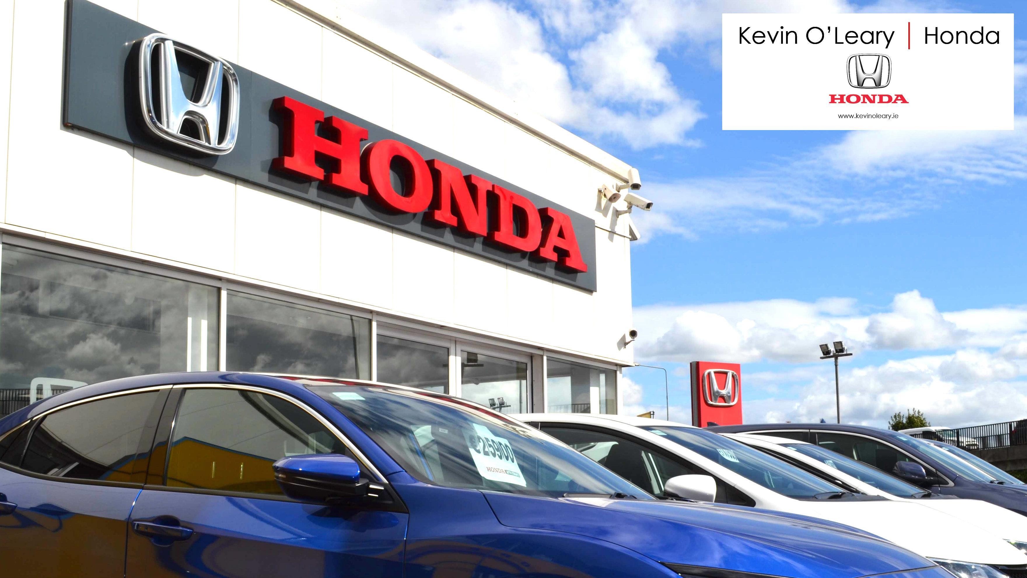 Kevin O'Leary Honda Cork