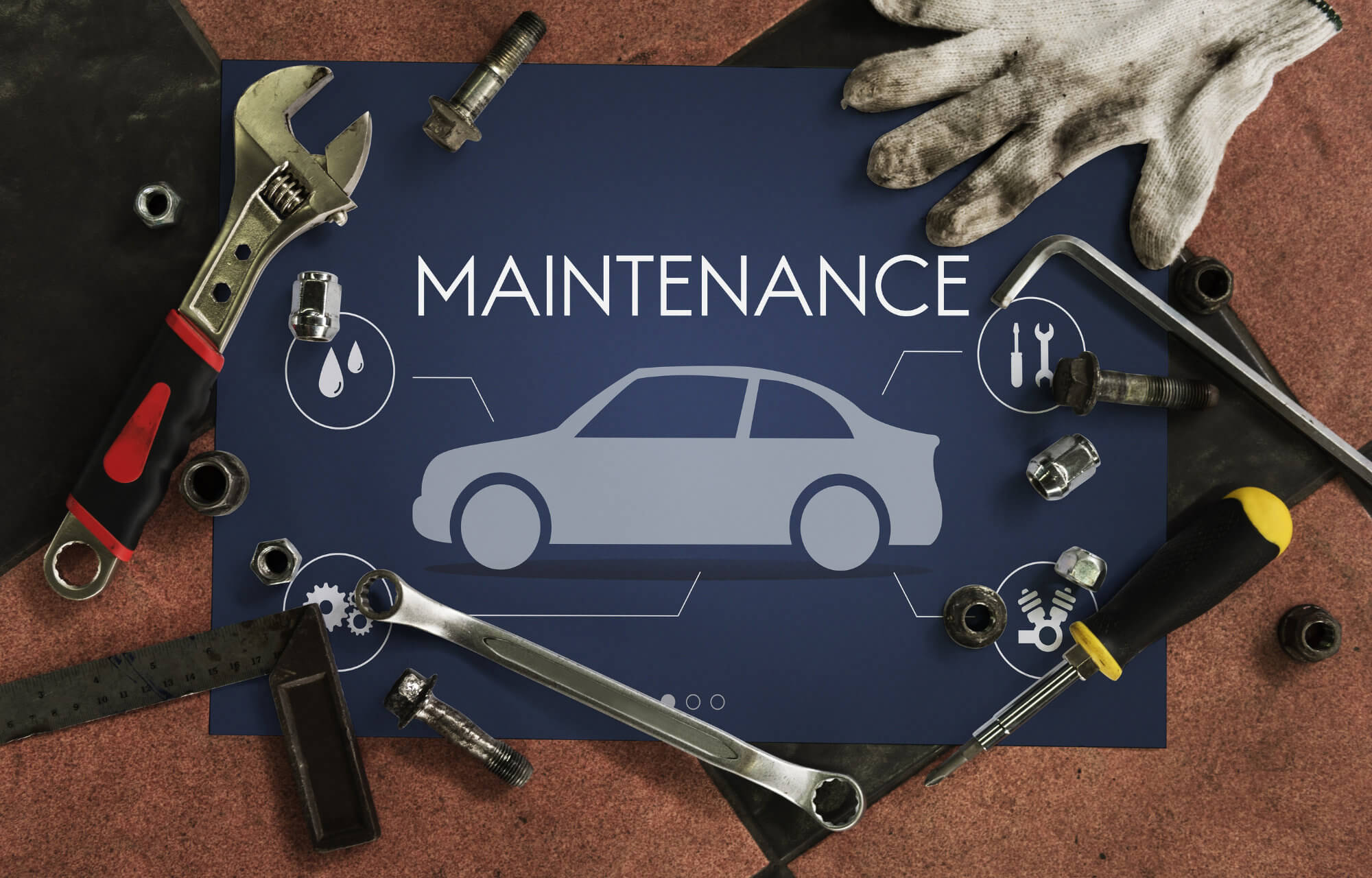 Easy car maintenance tips