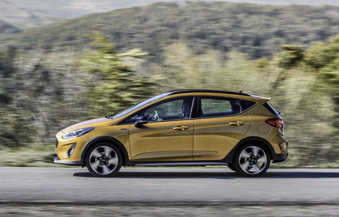 Ford Fiesta Active at Bright Ford