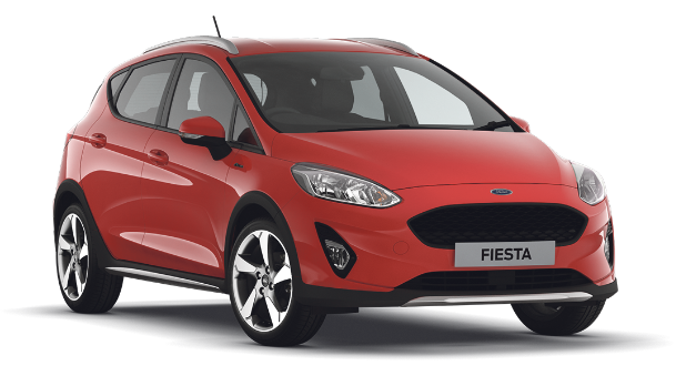 Ford Fiesta Active - Crossover Range