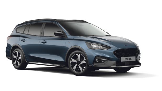 Ford Focus Active - Crossover Range