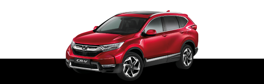 Drive into 2019 with a brand new CR-V