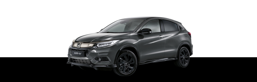 Drive into 2019 with a brand new Honda HR-V