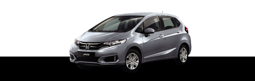 Drive into 2019 with a brand new Honda Jazz