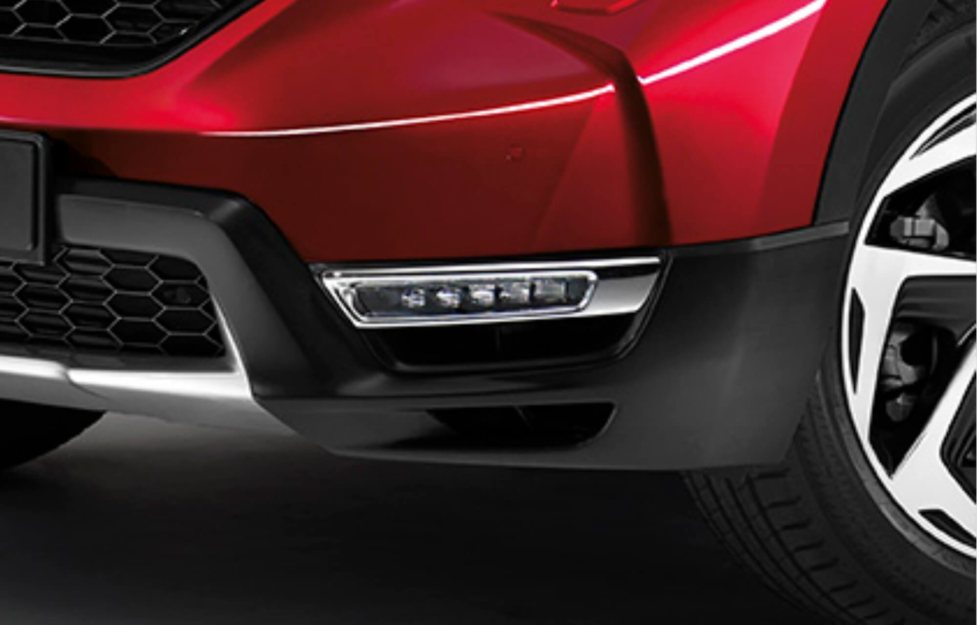 CR-V Front Fog Lights