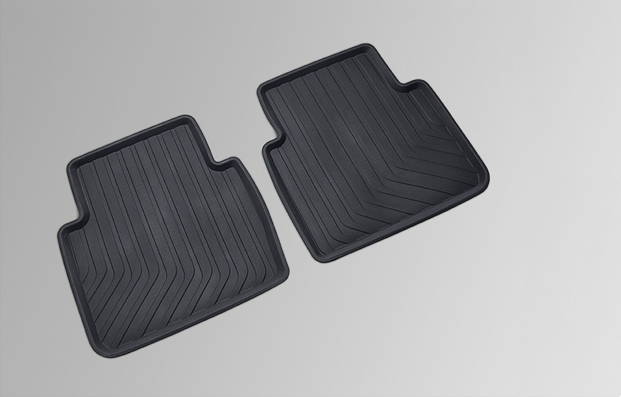 CR-V Front Lipped Rubber Mats