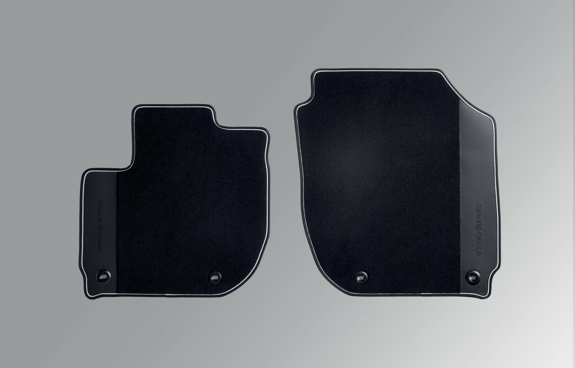 HR-V Black Edition Elegance Floor Mats