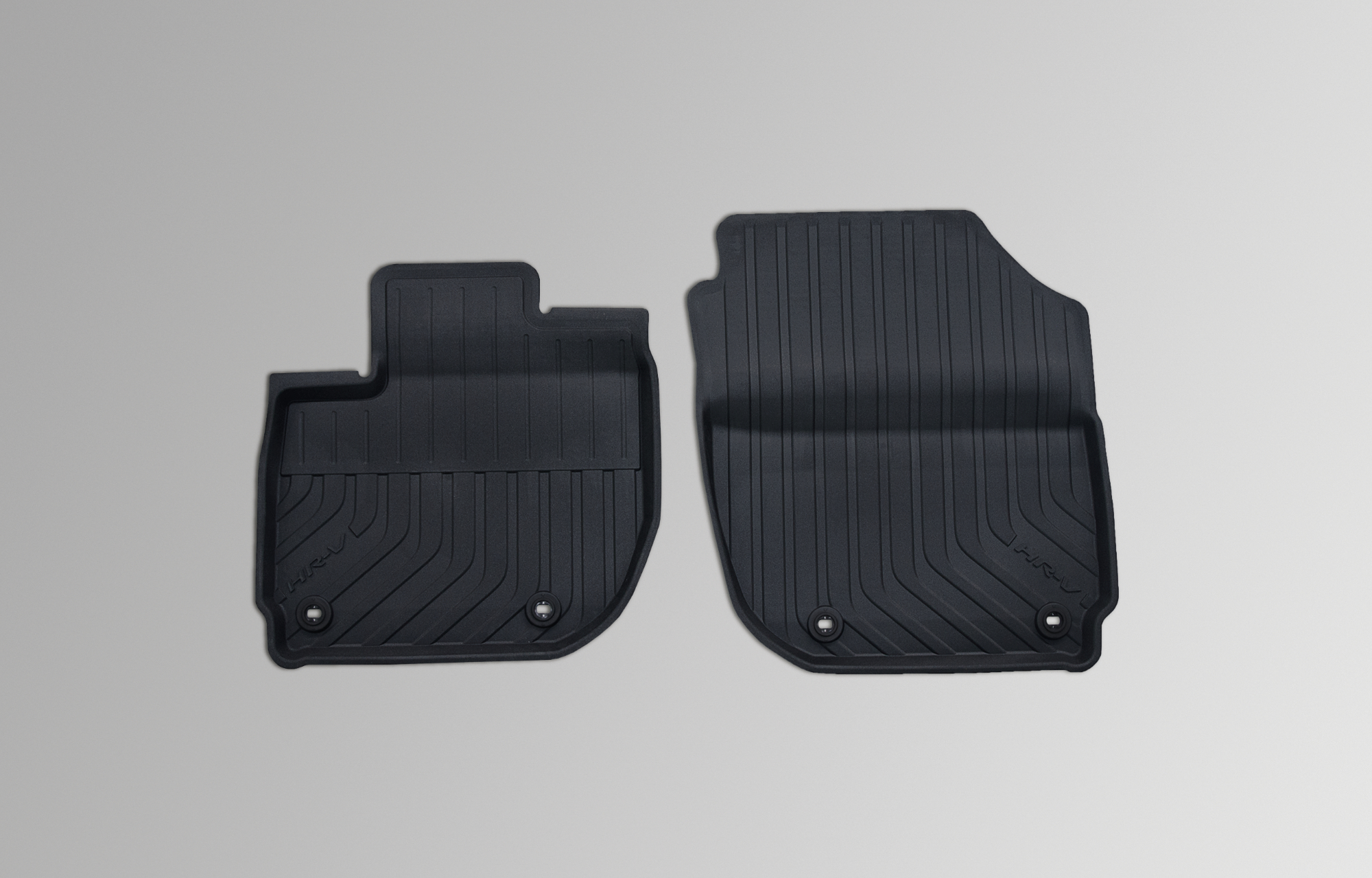 HR-V Front Lipped Rubber Mats
