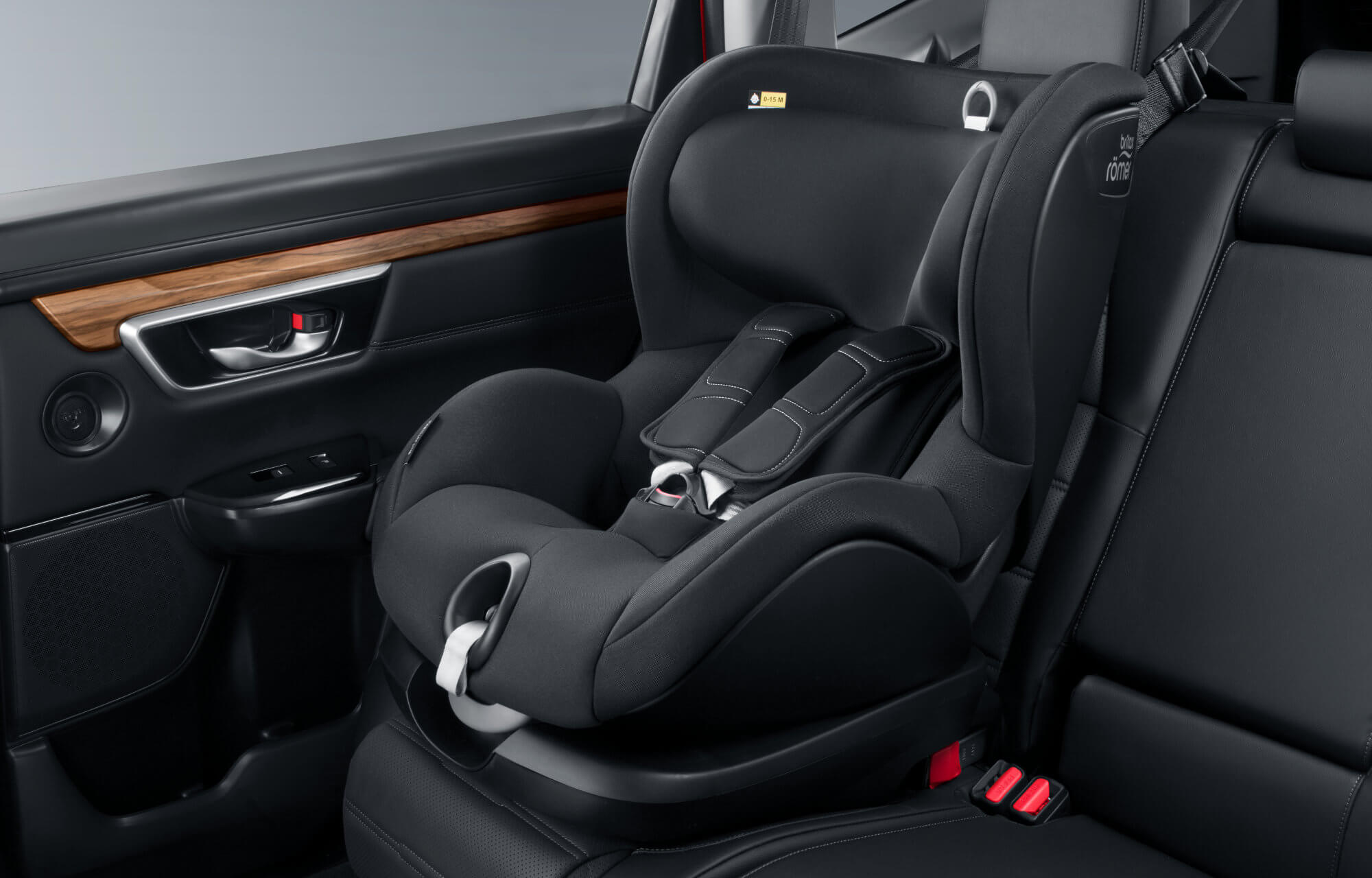 CR-V Child Seats