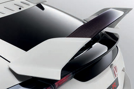 Honda Civic Type R Carbon Wing Spoiler