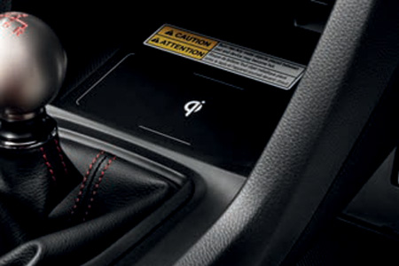 Honda Civic Type R Wireless Phone Charger