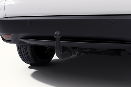 Honda HR-V Detachable Trailer Hitch