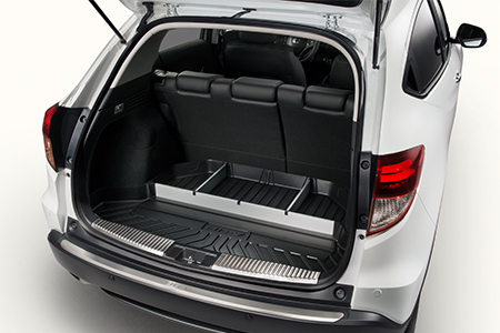 Honda HR-V Trunk Tray with Dividers