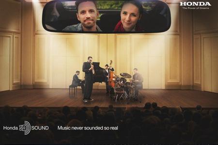 Honda 3D Sound