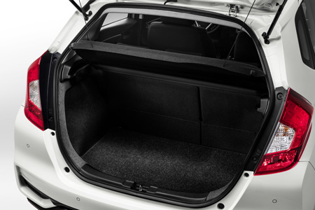 Honda Jazz Boot Mat