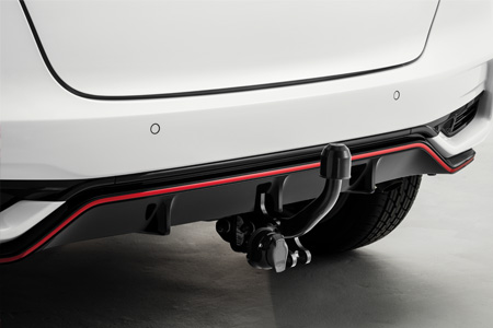 Honda Jazz Detachable Tow Bar