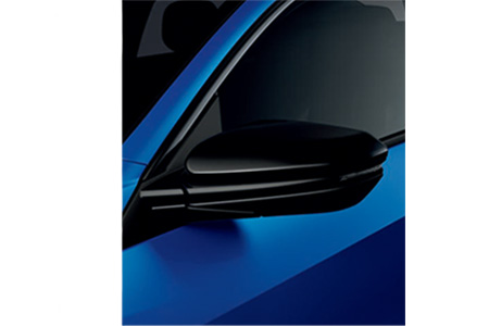 Honda Civic 5 Door Mirror Caps