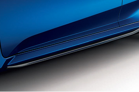 Honda Civic 5 Door Side Skirts