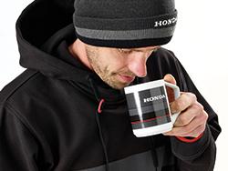Honda mug