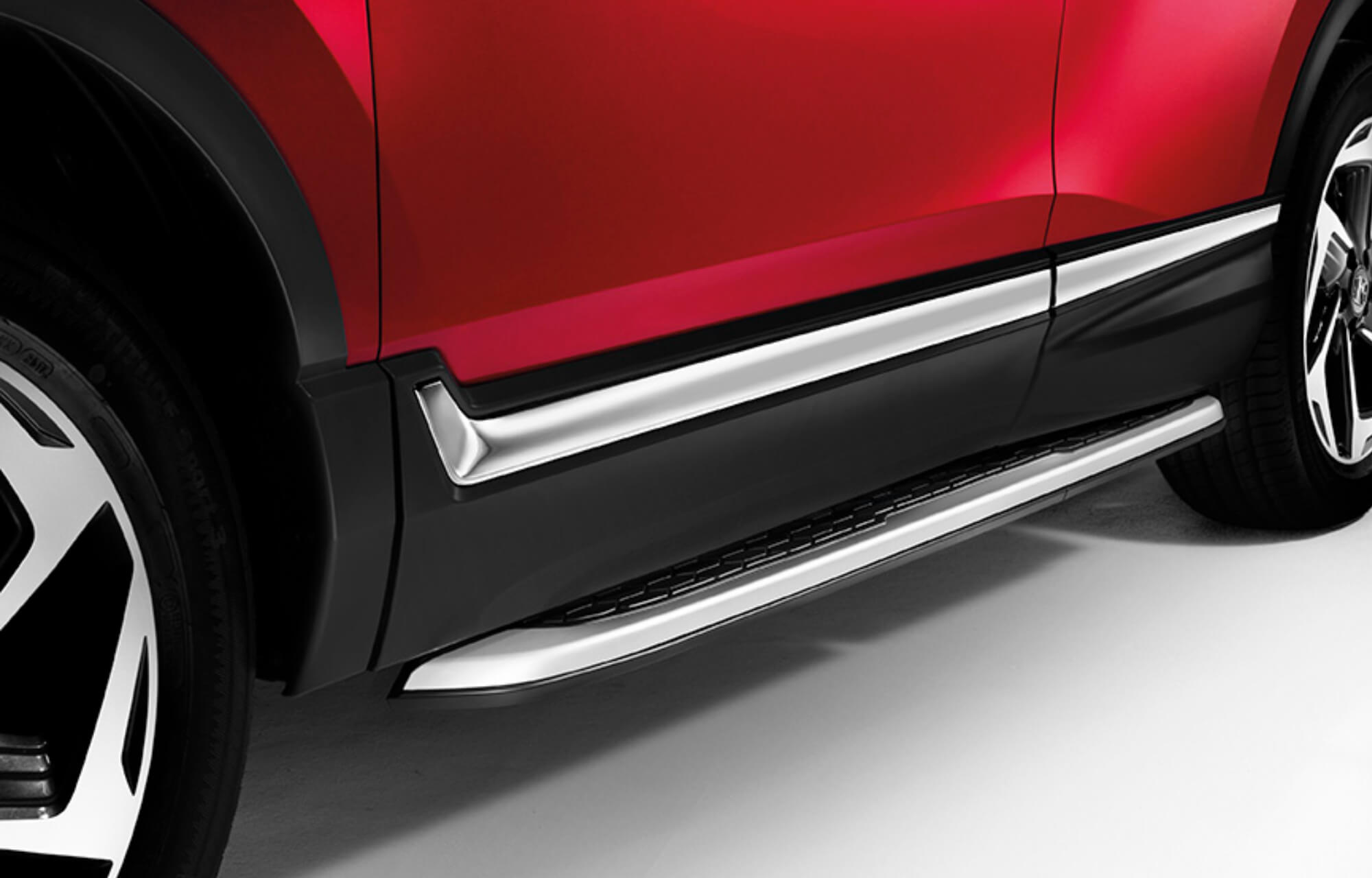 CR-V Running Boards