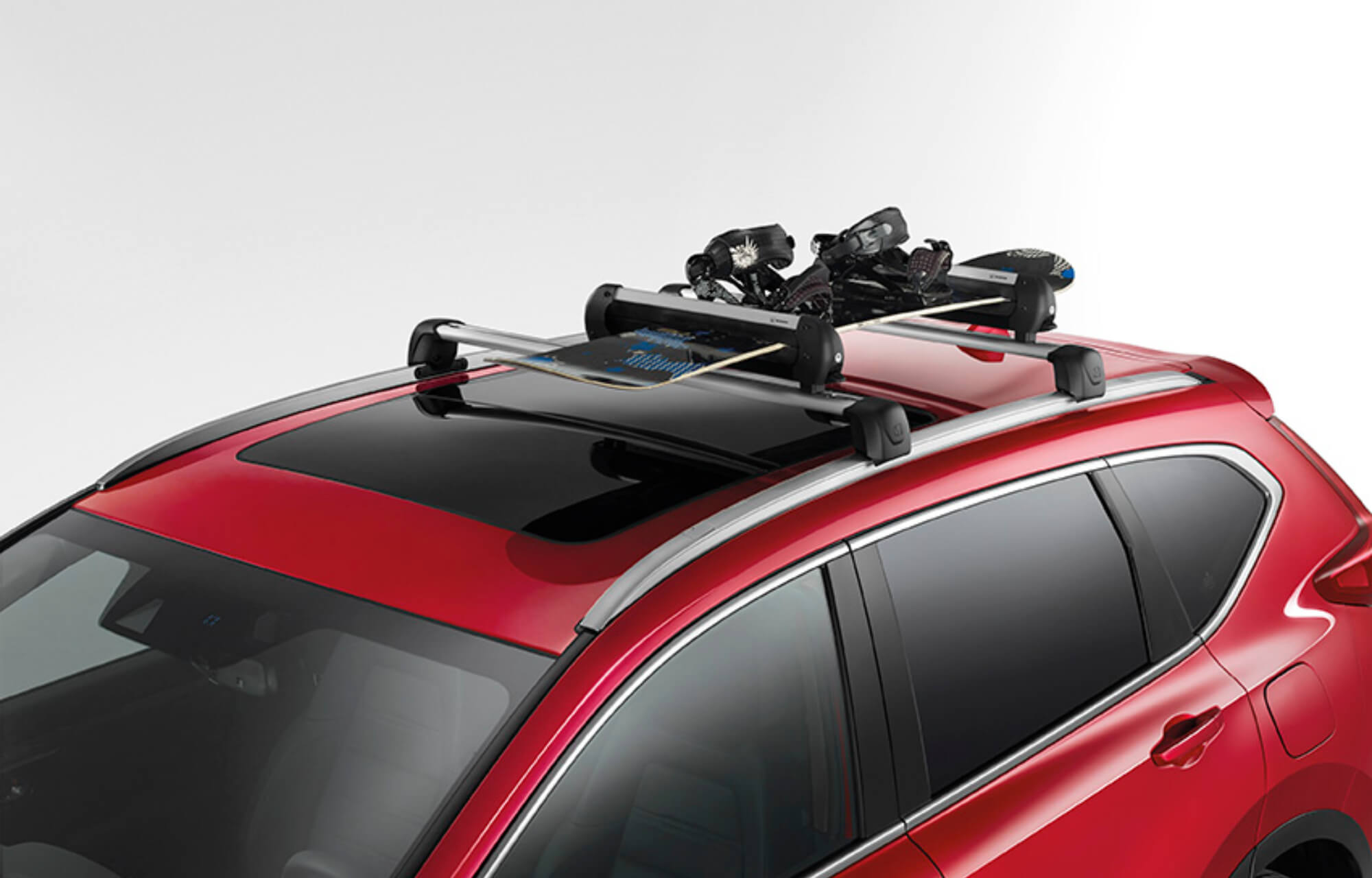 CR-V Ski and Snowboard Rack