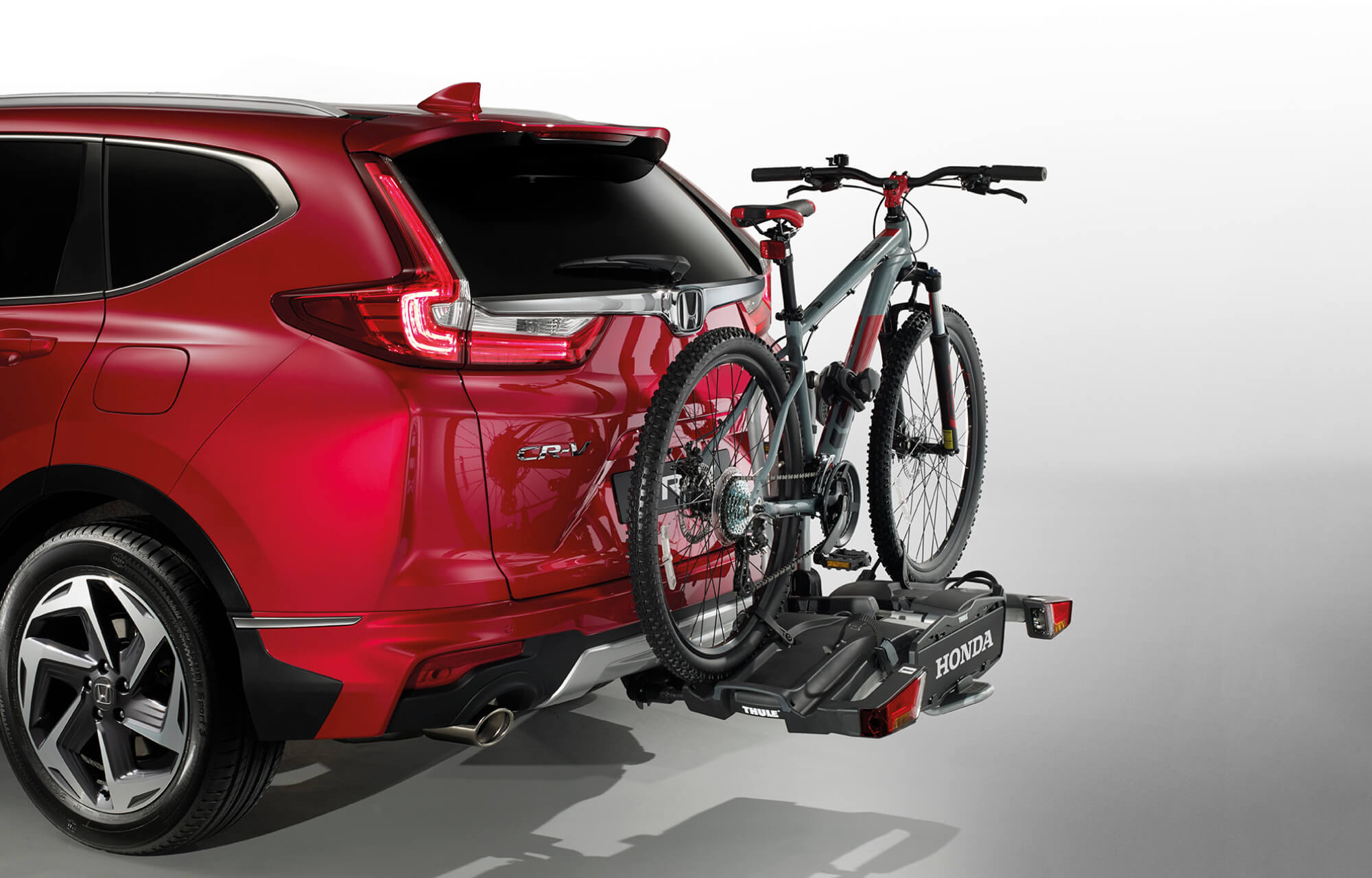 CR-V Thule Bicycle Carrier