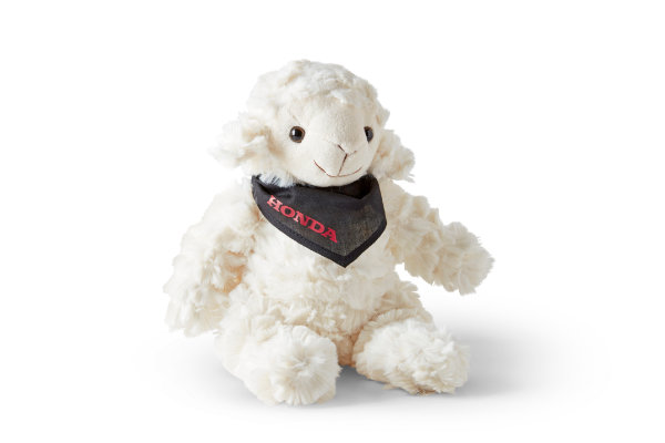 Stuffed Animal Sheep