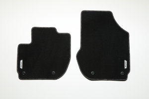 Jazz Hybrid Elegance Floor Mats - Piano White