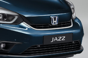 Jazz Hybrid Front Grille Decoration - Piano White