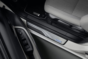 Jazz Hybrid Illuminated Door Sill Trims