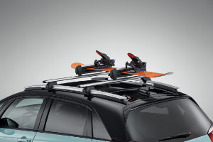 Jazz Hybrid Ski & Snowboard Attachment