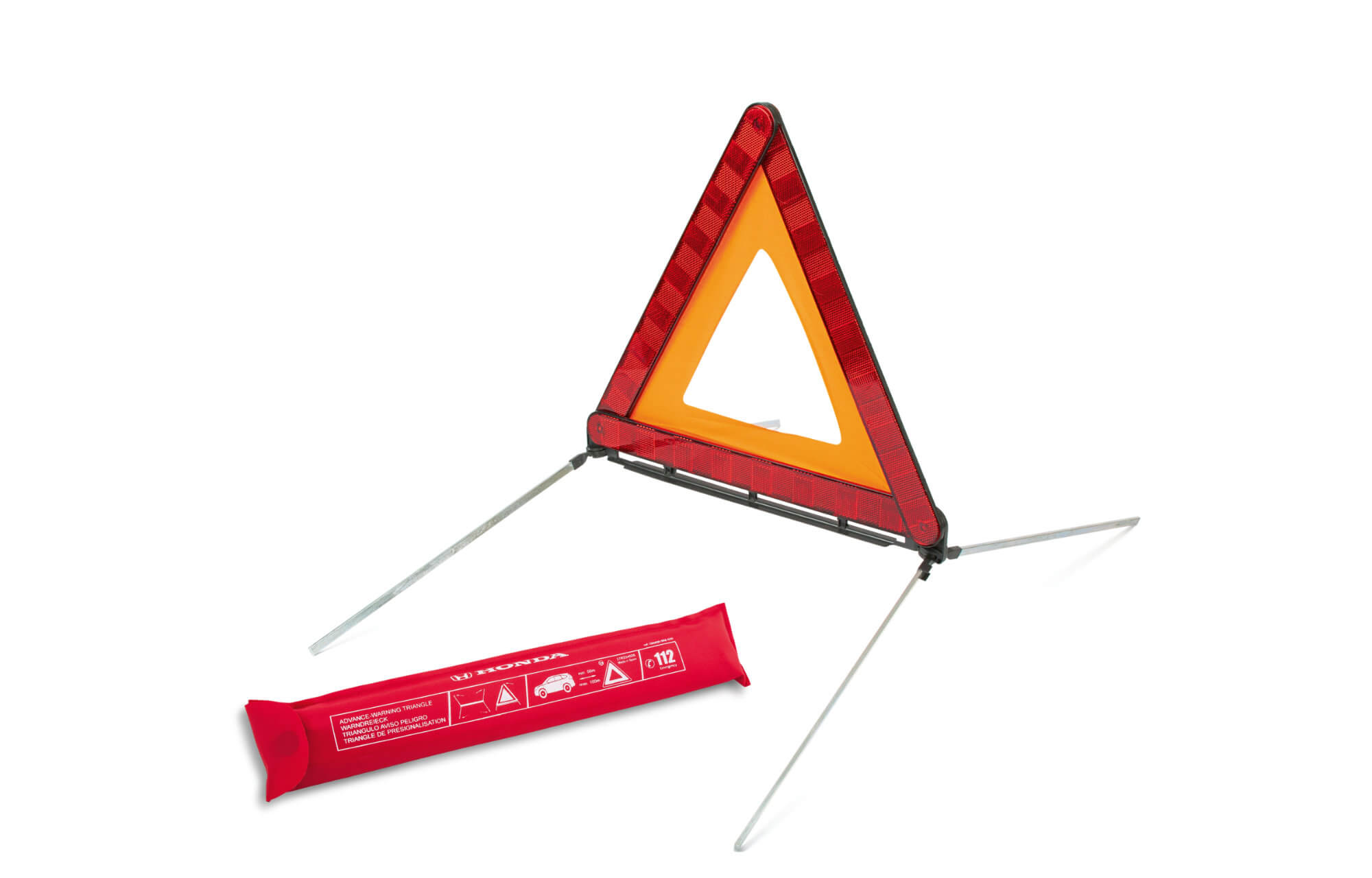Honda Civic 5 Door Warning Triangle