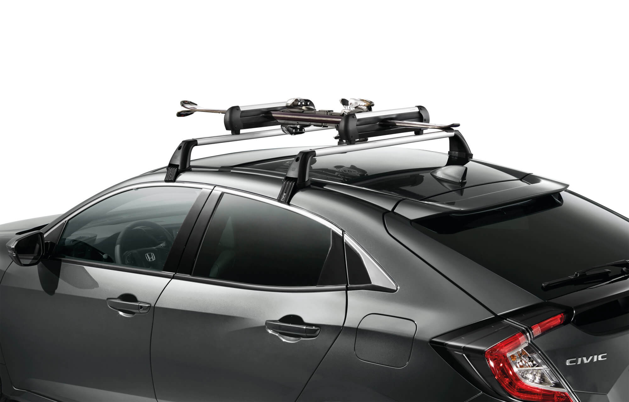 Honda Civic 5 Door Ski & Snowboard Attachment