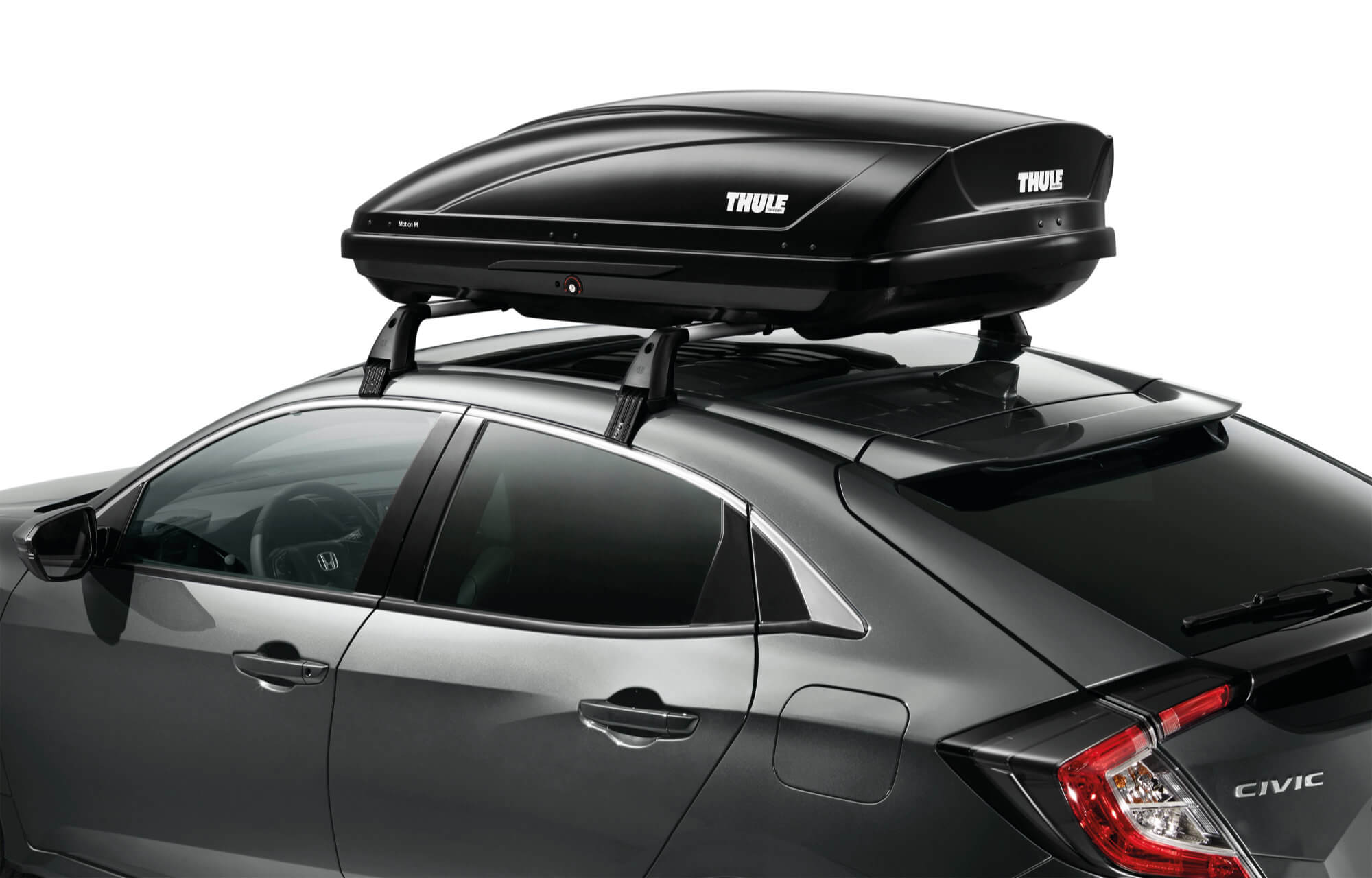 Honda Civic 5 Door Thule Roof Box