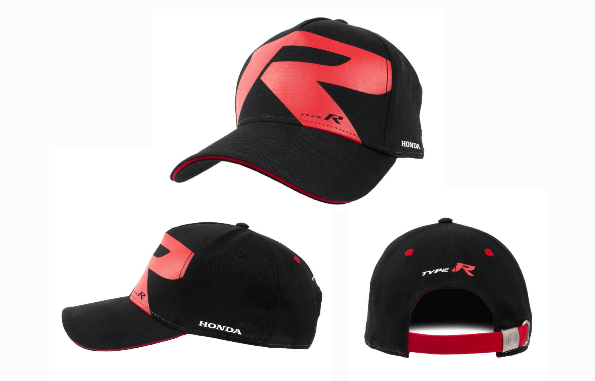 Type R Cap