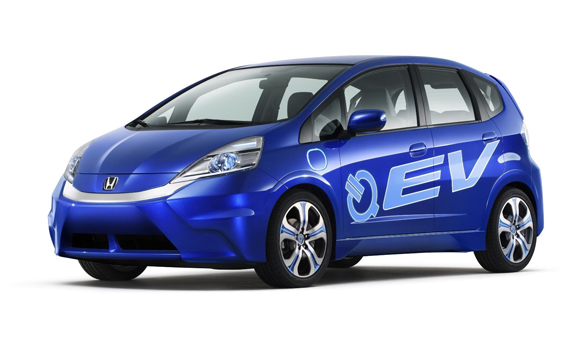 Honda Jazz Electric