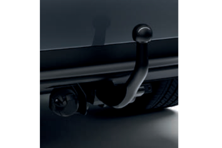 Honda Civic 4 Door Sedan Detachable Tow Bar